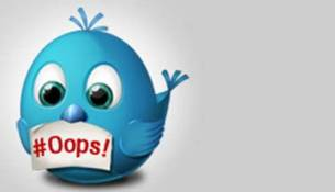 errores twitter