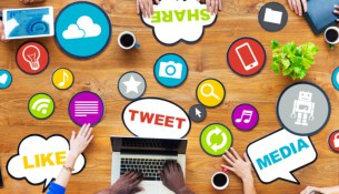 redes sociales errores